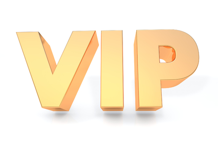 VIP Lettering