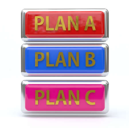 Plan A Plan B Plan C Buttons