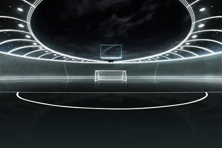 stadium: Stadium neon