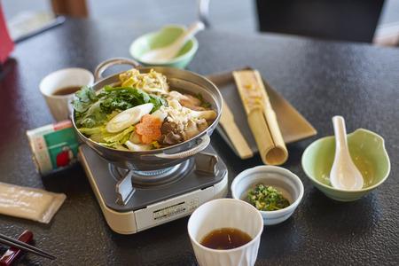 cuisines: Japanese vegetable soup