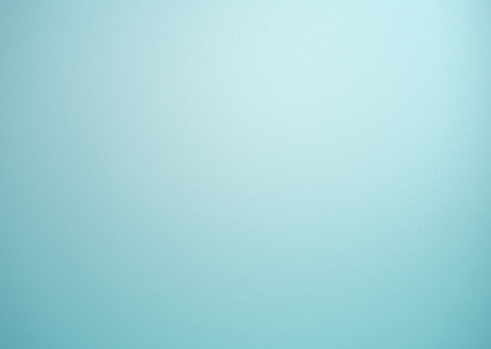 vignetting: Light blue wall background Stock Photo