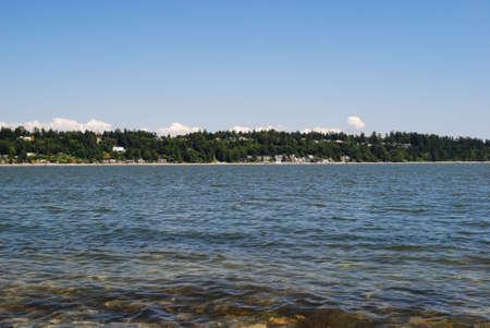 seawater: Clear Seawater Stock Photo