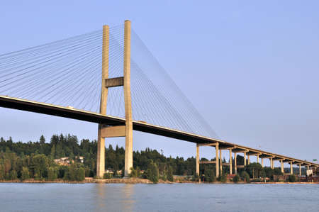 Alex Fraser Bridge photo