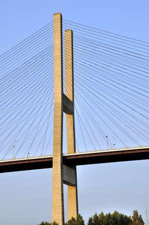 Bridge tower photo