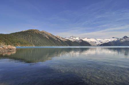 garibaldi: Garibaldi Lake, British Columbia Stock Photo