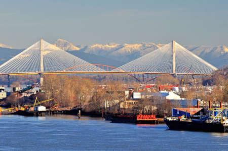mann: newly designed Port Mann Bridge