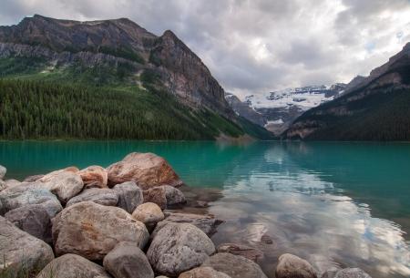 Taken at Lake Louise in Banff National Park Alberta Canada