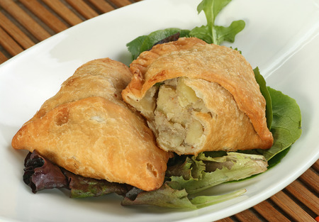 아시아 음식이 집은 채식 사모했다 스톡 콘텐츠
