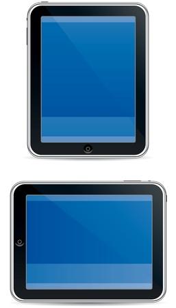 digital tablet pad style computer