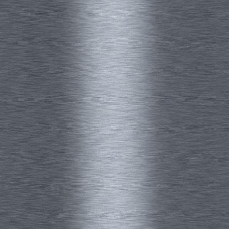 Seamless repeating brushed metallic aluminum abstract background