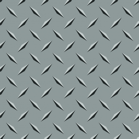 non-skid treadplate steel seamless metal pattern texture