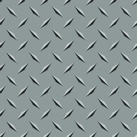 treadplate: non-skid treadplate steel seamless metal pattern texture