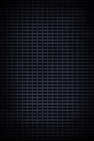 metal grid: Black textured grid background with a metal grille texture Stock Photo