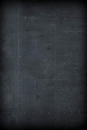 aluminium wallpaper: Grungy dark metal textured background with holes pattern Stock Photo