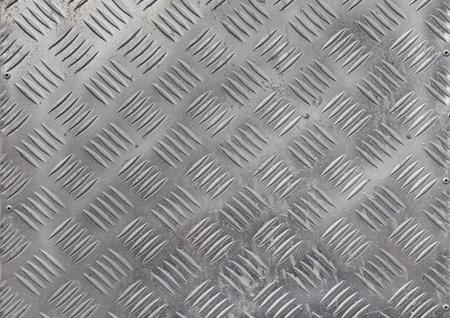 tread pattern: Rough grunge textured old steel tread pattern background