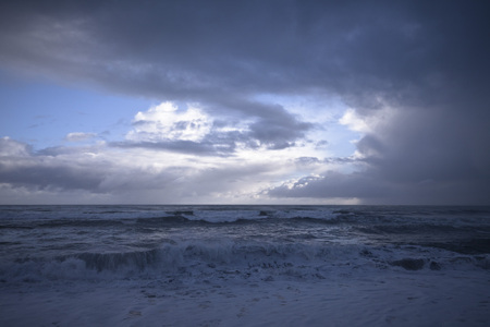 west  coast: West coast beach, South Island, New Zealand