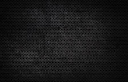 metal mesh: Rough textured blank metal mesh photo background