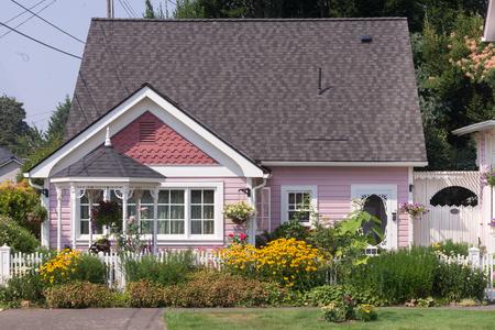 Een schattig Victoriaans ingerichte cottage