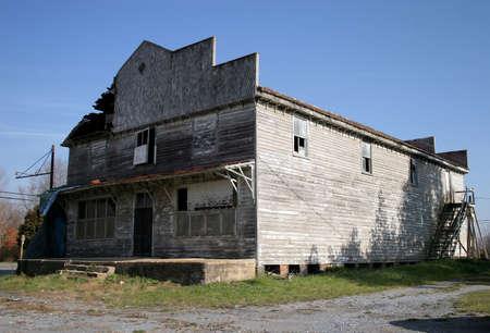 An abandoned store Stok Fotoğraf - 619815