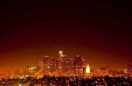 Los Ángeles  Foto de archivo - 7333768