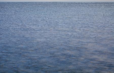 thin ice: Thin ice on the sea