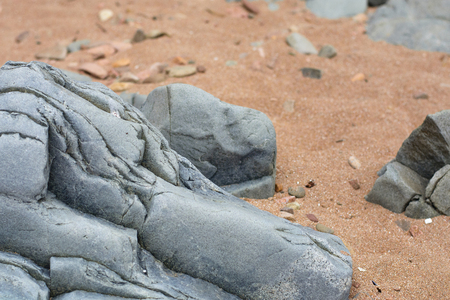 serene old stones