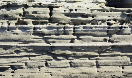 the linear pattern on the stone Imagens