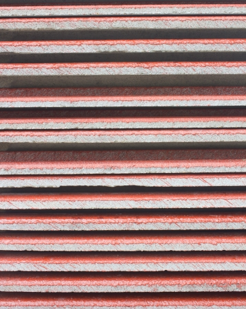 Overlapping tiles  photo