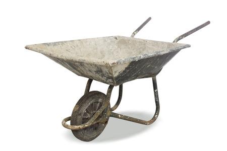 Wheelbarrow Zdjęcie Seryjne