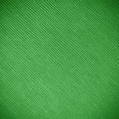 ersatz: Green leather surface Stock Photo