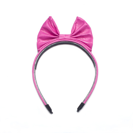 Headband on white background photo