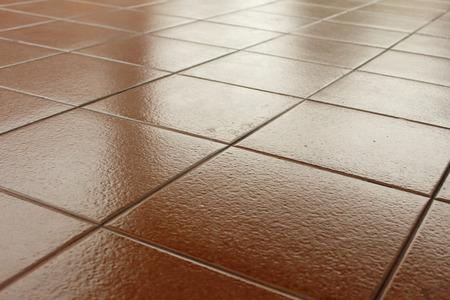 Floor mosaic tiles
