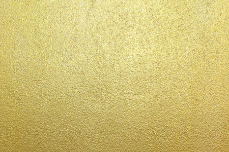 copper: Golden wall background texture
