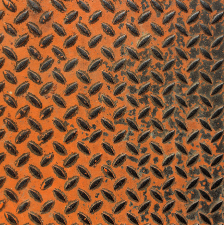 Old rusty metallic background photo