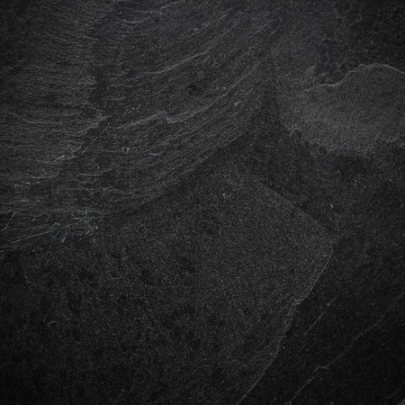 hard rock: Dark grey black slate background or texture.