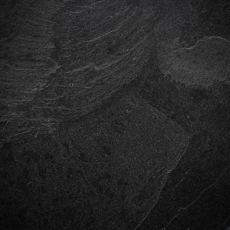 Dunkelgrau Schwarz Slate Hintergrund oder Textur. Standard-Bild