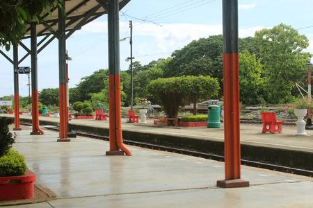 estacion de tren: fondo de la estaci�n de tren
