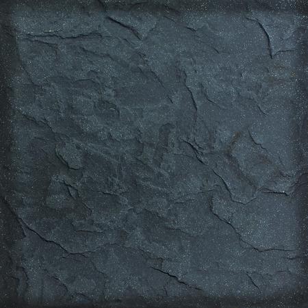 dark slate gray: black slate background or texture Stock Photo