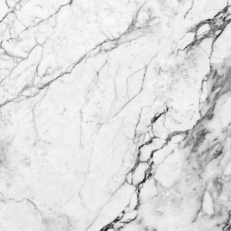 White marble texture abstract background pattern Standard-Bild