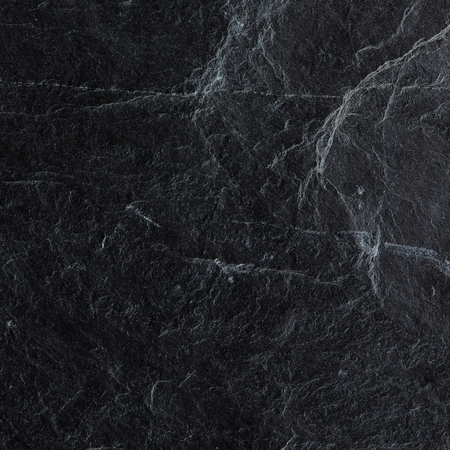 Dark grey black slate background or texture. Stock Photo - 124979292