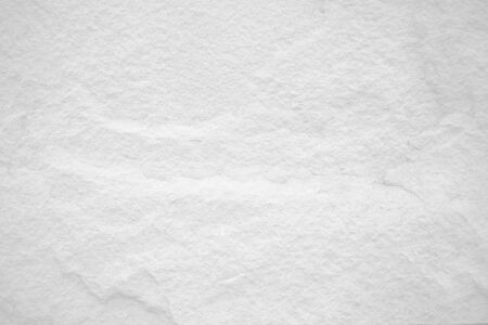 White texture background, Abstract grunge surface wallpaper of stone wall Stock fotó