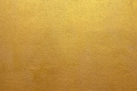 Gold background or texture and gradients shadow. Reklamní fotografie - 143528538