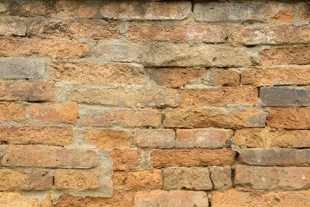 Old grunge brick wall background Reklamní fotografie - 143528553
