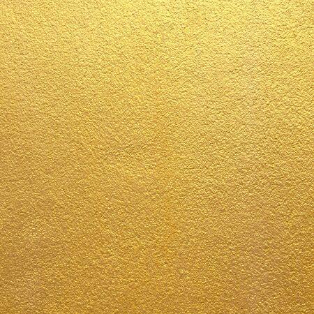 Gold cement wall background texture design Foto de archivo