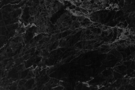 Black marble texture with high resolution for background and design interior Reklamní fotografie