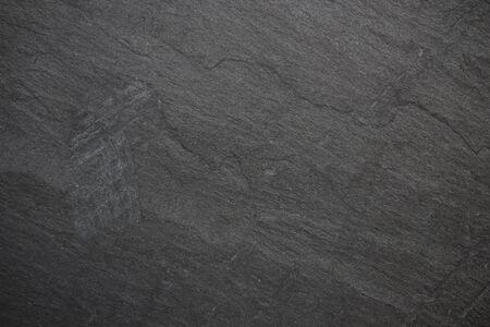 Dark grey black slate texture background Reklamní fotografie