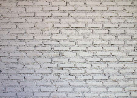 white brick wall texture for background Zdjęcie Seryjne