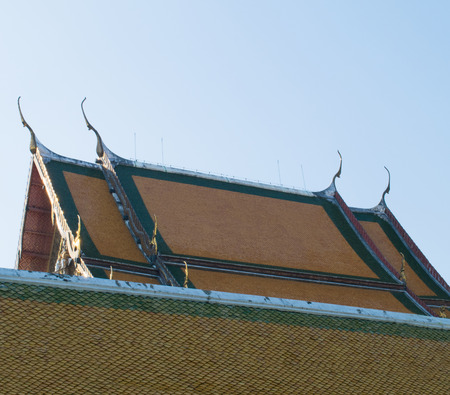 artefacts: temple roof