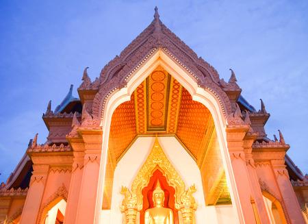 mysticism: thai temple Stock Photo