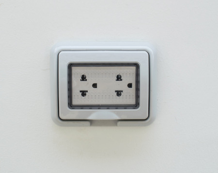 switches: electric plug